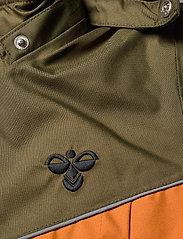 Hummel - hmlCONRAD JACKET - insulated jackets - olive night - 5