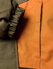 Hummel - hmlCONRAD JACKET - insulated jackets - olive night - 6