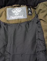 Hummel - hmlCONRAD JACKET - insulated jackets - olive night - 7