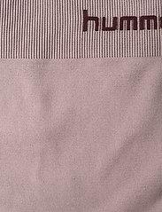 Hummel - hmlKITH SEAMLESS TIGHTS - leggings - deauville mauve - 2