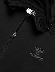 Hummel - hmlSELBY ZIP HOODIE - hupparit - black - 2