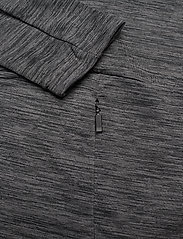 Hummel - hmlSELBY ZIP HOODIE - hupparit - dark grey melange - 3