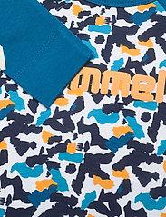 Hummel - hmlRAY T-SHIRT L/S - long-sleeved t-shirts - blue sapphire - 2