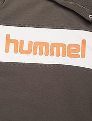 Hummel - hmlCLEMENT SWEAT - sweatshirts - black olive - 2