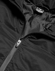 Hummel - hmlCOLUMBO JACKET - sports jackets - black - 3