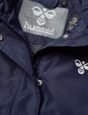 Hummel - hmlREVA RAINSUIT - outerwear - black iris - 7
