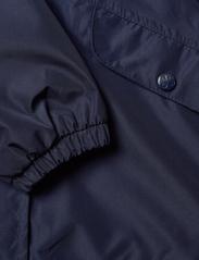 Hummel - hmlREVA RAINSUIT - outerwear - black iris - 8