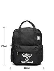 Hummel - hmlJAZZ BACKPACK MINI - plecaki - black - 6