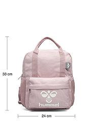 Hummel - hmlJAZZ BACKPACK MINI - plecaki - deauville mauve - 5