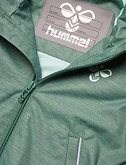Hummel - hmlBASSA JACKET - softshell jassen - blue spruce - 3