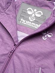 Hummel - hmlBASSA JACKET - softshell jacket - chinese violet - 3