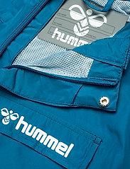 Hummel - hmlOJO JACKET - light jackets - mykonos blue - 3