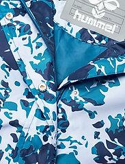 Hummel - hmlLAPLI JACKET - shell & rain jackets - mykonos blue - 4