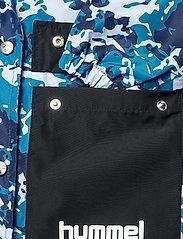 Hummel - hmlLAPLI JACKET - shell & rain jackets - mykonos blue - 5