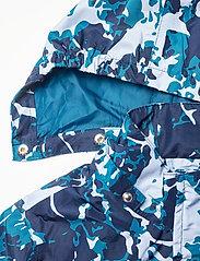Hummel - hmlLAPLI JACKET - shell & rain jackets - mykonos blue - 7