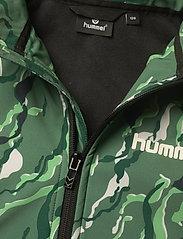 Hummel - hmlCHUVA SOFTSHELL JACKET - softshell jacket - blue spruce - 3