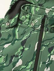 Hummel - hmlCHUVA SOFTSHELL JACKET - softshell jacket - blue spruce - 4