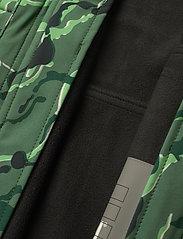 Hummel - hmlCHUVA SOFTSHELL JACKET - softshell jacket - blue spruce - 5