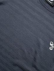Hummel - hmlSUTKIN T-SHIRT S/S - short-sleeved - ombre blue - 2
