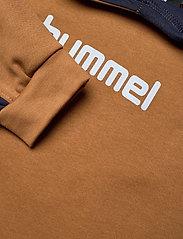Hummel - hmlTAKAO HOODIE - hoodies - rubber - 4