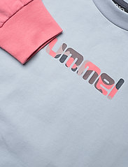 Hummel - hmlURSULA SWEATSHIRT - sweatshirts - blue fog - 2