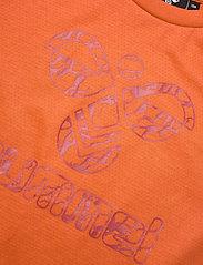 Hummel - hmlTUPAC T-SHIRT L/S - short-sleeved - koi - 2