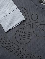 Hummel - hmlMALTE T-SHIRT L/S - long-sleeved t-shirts - ombre blue - 2