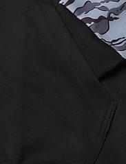 Hummel - hmlNILAR ZIP HOODIE - hoodies - black - 3
