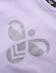 Hummel - hmlDIEZ T-SHIRT S/S - short-sleeved - pastel lilac - 2