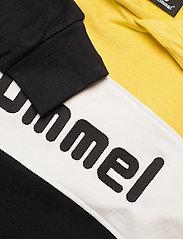 Hummel - hmlMORTEN HOODIE - hoodies - maize - 2