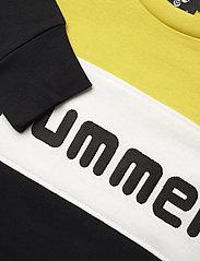 Hummel - hmlCLAES SWEATSHIRT - sweatshirts - maize - 2