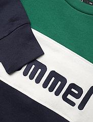 Hummel - hmlCLAES SWEATSHIRT - sweatshirts - ultramarine green - 2