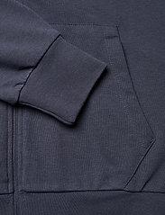 Hummel - hmlISAM ZIP HOODIE - hoodies - blue nights - 5