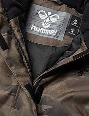 Hummel - hmlARTIC SNOWSUIT - snowsuit - chocolate chip - 2