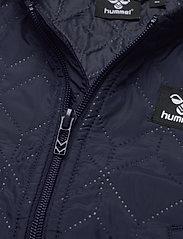 Hummel - hmlSOBI MINI THERMOSET - outerwear - black iris - 4