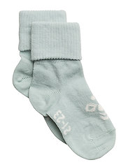 SORA SOCKS - GRAY MIST