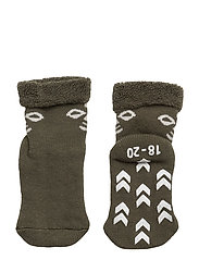 SNUBBIE SOCKS - OLIVE NIGHT