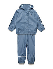 REESE RAINSUIT - CHINA BLUE