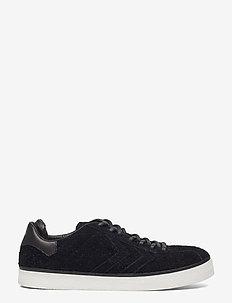 DIAMANT BLK - laag sneakers - black