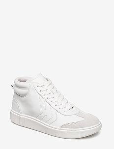 AARHUS CLASSIC HIGH - höga sneakers - white