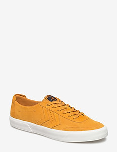STOCKHOLM SUEDE LOW - sneakersy niskie - inca gold
