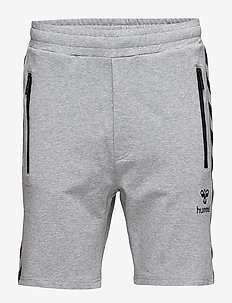 CLASSIC BEE AAGE SHORTS - GREY MELANGE
