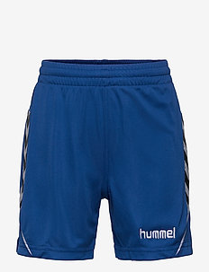 AUTH. CHARGE POLY SHORTS - sportshorts - true blue