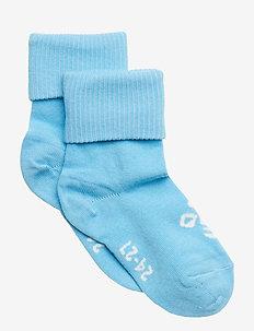 SORA SOCKS - ETHEREAL BLUE