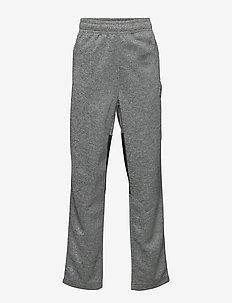 CLASSIC BEE PHI PANTS - sports pants - dark grey melange