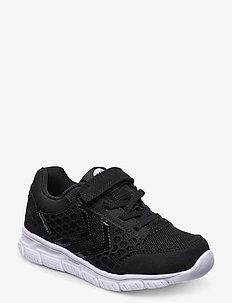 CROSSLITE TEX JR - sneakers - black/black