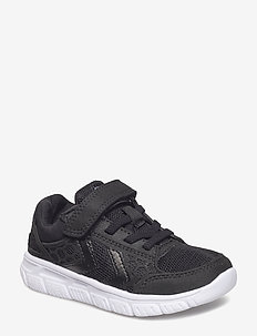 CROSSLITE SNEAKER JR - przed kostkę - black/white