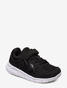 CROSSLITE SNEAKER INFANT - baskets - black/white