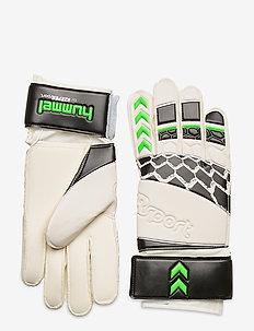 GK GLOVES JUNIOR - football equipment - white/black
