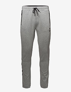 HMLGUY PANTS - GREY MELANGE